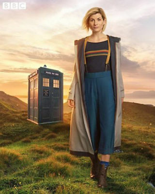 Dr Who Coat 13th female Doctor who Cosplay Costume Coat 13th Doctor Jodie:d