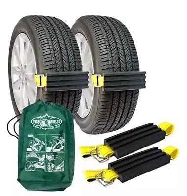 "Trac-Grabber The ""Get Unstuck"" Traction Solution For Cars, Vans, ATV"