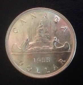 I Buy Silver Dollars Cdn & USA