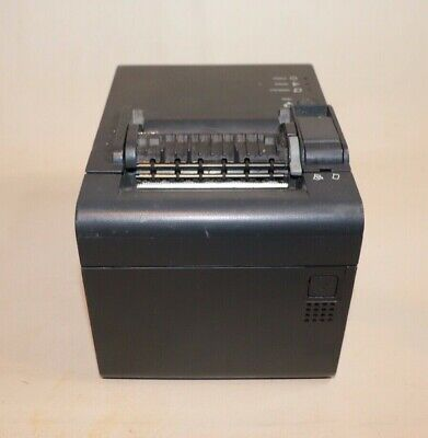 Epson-tm-l90-m165c Thermal Pos Label Receipt Printer W Power Supply Serial
