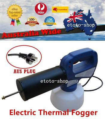 Electric Thermal Fogger - Insect Flies Mosquito Pest Control