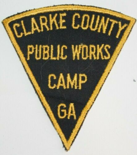 Clarke County Public Works Camp (US State Virginia Galax)