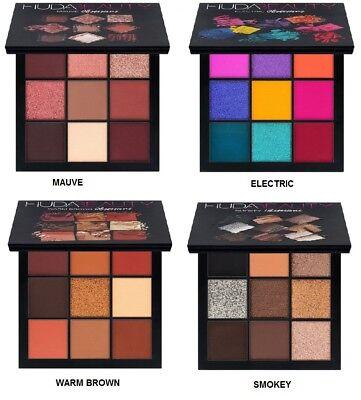Limited Edition Eye Shadow Paletten (HUDA Beauty Eyeshadow Lidschatten Palette Limited Edition Begrenzte DE '')