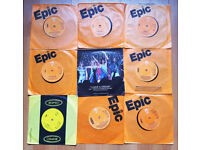 EPIC ABBA VINYL SINGLES COLLECTION