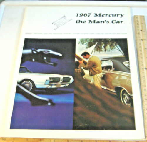 1967 MERCURY THE MAN