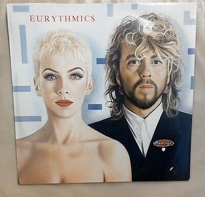 Eurythmics Revenge Near Mint Vinyl Record LP PL71050