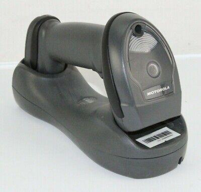 Symbol Li4278-sr20007wr Wireless Laser Pos Barcode Scanner Stb4278 Cradle