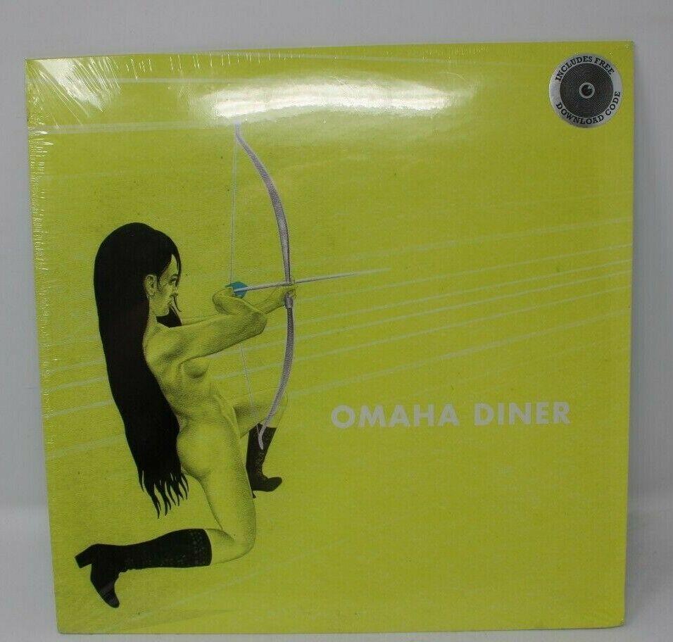OMAHA DINER - OMAHA DINER 2014 12'' VINYL
