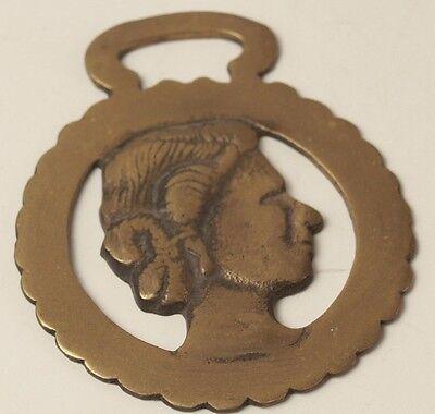 Queen Elizabeth II Brass Bottle Opener Souvenir England