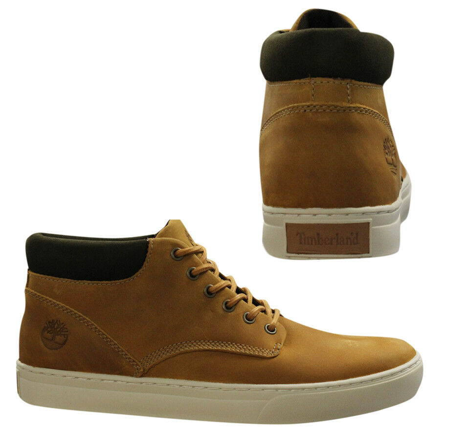 Details about Timberland Shoes Cupsole Chukka Brown Men's Trainers YOGI BAK