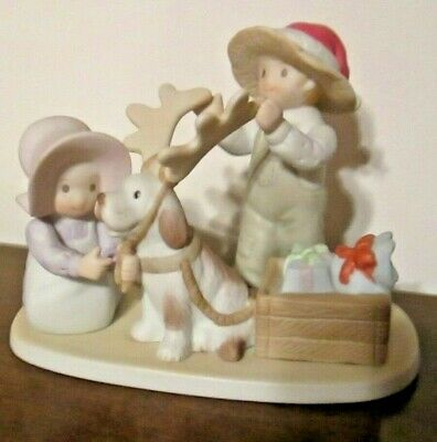 Homco Circle of Friends by Masterpiece Santa's Helper for sale  Anderson