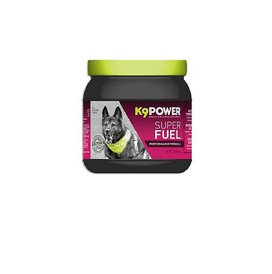 (K9 POWER Super Fuel Advanced performance supplement for Dog - 8Lbs)