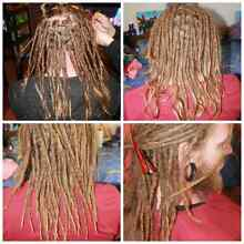 Universal Creatures Dreadlocking services Perth Northern Midlands Preview