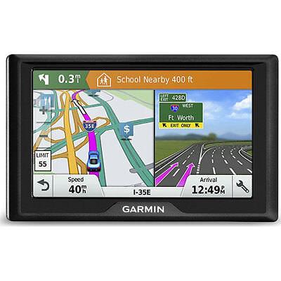 Garmin Drive 61 LM GPS w Driver Alerts - USA - 010-01679-0B w/ 1 Year Warranty