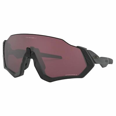 Authentic Oakley Flight Jacket Men's Sunglasses w/Prizm Road Black OO9401-1937