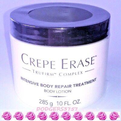Crepe Erase Intensive Body Repair Treatment 10 Oz Jumbo Seal  Authentic Amazing