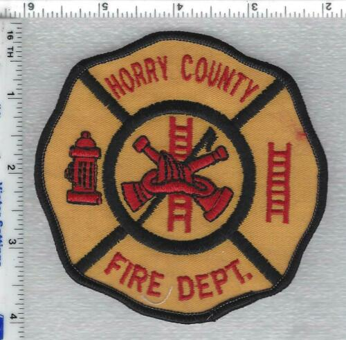Horry County Fire Department (South Carolina) Shoulder Patch