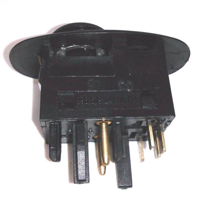 99661324100 OEM 996 /& 986 Boxster Door Mirror Adjuster Switch-Part No