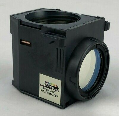 Olympus U-ff Fitc Fluorescence Microscope Filter Cube 105 Refund