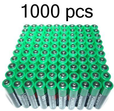 1000 x AA Zinc Extra Heavy Duty Battery Powercell 1.5v Batteries Bulk Joblot ()
