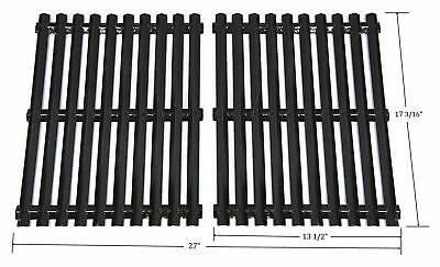 Grill Master Gas Grill Parts Porcelain Steel Cooking Grates Replacement Grid