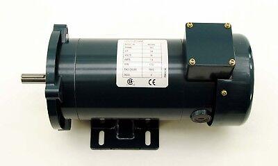 Lexar 34 Hp Dc Motor Tefc 90v 1750 Rpm 56c Permanent Magnet Pmdc34 Md04al