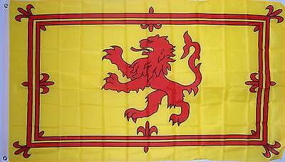 NEW 3x5 SCOTLAND LION FLAG BANNER