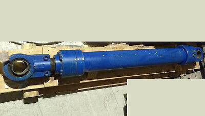Hsi Hydraulic Cylinder Approximately 5 Bore 36-40 Stroke 5 Swivel-swivel