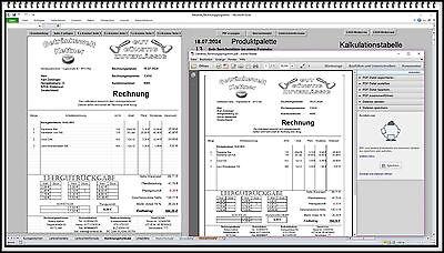 Rechnungsprogramm Fakturierungssoftware für Getränkehandel Trinkhalle MS Excel