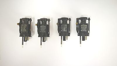 x4 LOT NOS REFLEX KLYSTRON TUBE * 2K25 / JAN-CRP-2K25 RAYTHEON RK2K25 = CV2792