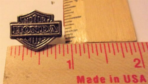 vintage Honda Wing pin collectible old Japanese motorcycle pinback memorabilia