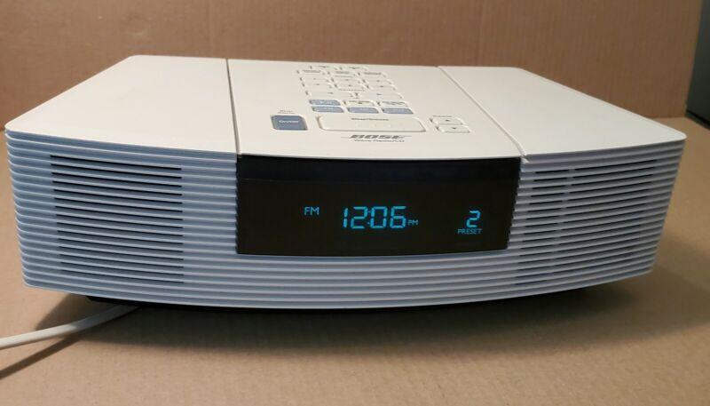 Bose Wave Radio AWRC-1P CD / AM / FM   - White  !! Tested !!