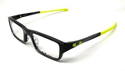 New Oakley OX 8039 0649 Black Men's Authentic Eyeglasses Frame (Oakley Mens Frames)