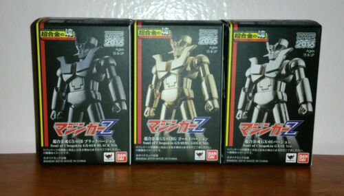 Mass of super-Alloy Mazinger Z 2016 Tamaschii Nation Limited [ 3 versions ].