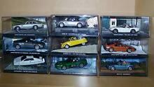 James Bond Car Collection Aspendale Gardens Kingston Area Preview