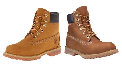 Boots - Timberland Women's 6-Inch Premium Waterproof Boots