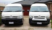 Van Minibus Rental Hire Transfers Tours 8 and 12 Seater Narre Warren Casey Area Preview