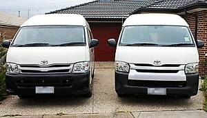 Van Minibus Rental Hire Transfers Tours 8 and 12 Seaters Narre Warren Casey Area Preview