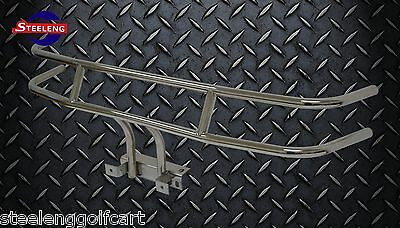 Stainless Steel Bumper Brush Guard for Club Car Golf Cart DS