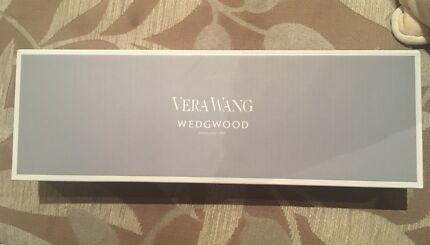 Vera Wang salad servers wedding engagement gift present