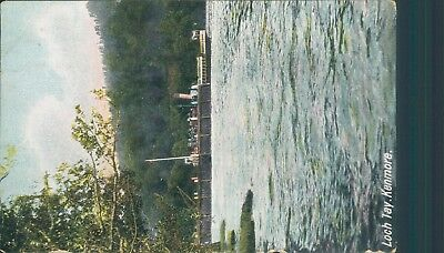 Kenmore loch tay july 1910 commercial series