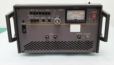 Nf Hsa4052 High Speed Bipolar Amplifier Dc-10mhz50va