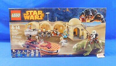 LEGO 75052 Star Wars Mos Eisley Cantina 616 Pieces Factory Sealed in Box
