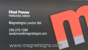 Curbside sign rentals - magnetsigns