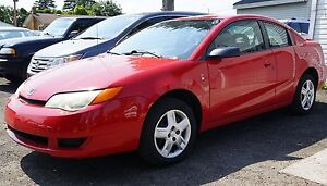2007 Saturn ION 2 Midlevel ACCIDENT FREE | ONE OWNER