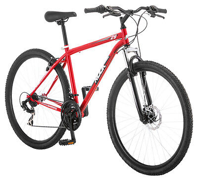 Изображение товара 29 in 29'er Pacific Men's Rook Mountain Bike, Red