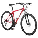 29 in 29'er Pacific Men's Rook Mountain Bike, Red