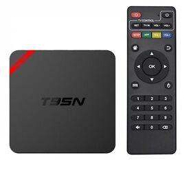 T95N 4K KODI ANDROID TV BOX FULLY LOADED