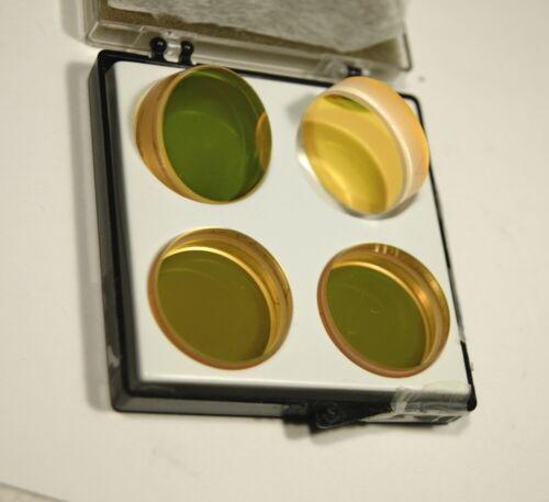 RMI Erbium:Yag 2940nm HR mirror Rmax 45 degree PLPL Infrasil AR 670nm #3