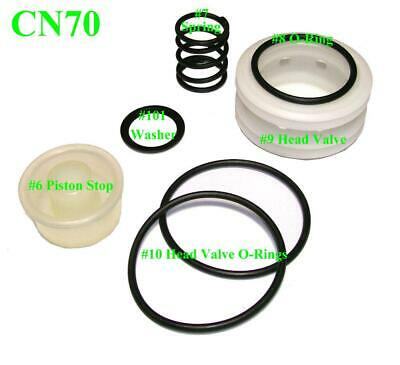 Cofast High Quality Head Valve Set For Aftermarket Max Cn70 Coil Nailer 7 Parts